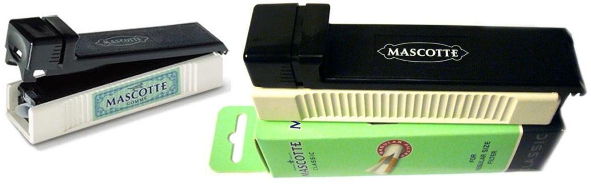 Маскотте машинка для набивки сигарет купить контрабанда алкогольной продукции и или табачных изделий должностным лицом