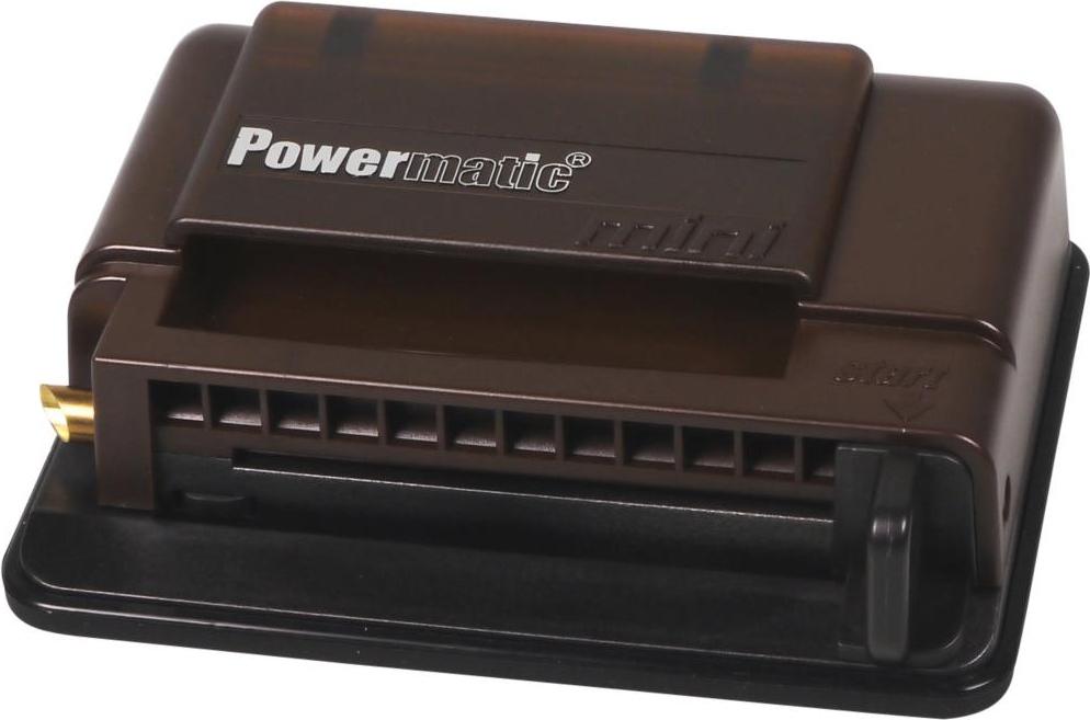 Купить машинку для набивки сигарет powermatic 1 есть ли в электронной сигарете никотин одноразовой