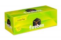 Гильзы для сигарет Firebox  лимон и Мята (250)