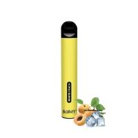 Одноразовая электронная сигарета BalMY 5% (Персик со льдом)