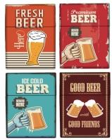 Коробка для сигарет Beer 0450907 (пластик)