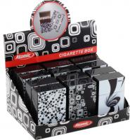 Коробка для сигарет (пластик) 0450812