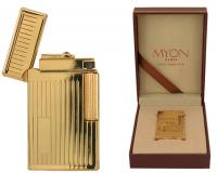 Зажигалка Myon 1820400 Imperator petit золото