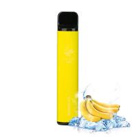 Одноразовая электронная сигарета Elf Bar 1500 (Банан со льдом)