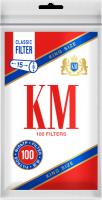 Фильтры для сигарет KM King Size Classic