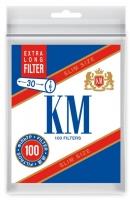 Фильтры для сигарет KM Slim Size Extra Long