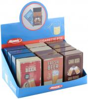 Коробка для сигарет (пластик) Beer