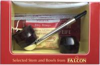 Подарочный набор Трубка Falcon 356020
