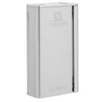 Мод Smok X Cube Mini 75W TC Stainless (SXCM75WTCKSL)