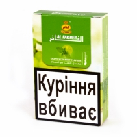ТАБАК AL FAKHER GRAPES WITH MINT FLAVOUR 50 гр