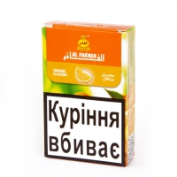 ТАБАК AL FAKHER ORANGE WITH MINT FLAVOUR 50 гр