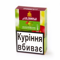 ТАБАК AL FAKHER TWO APPLE WITH MINT FLAVOUR 50 гр