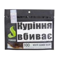 "ТАБАК FUMARI WHITE GUMMY BEAR"" 100"