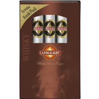 "Сигариллы Candle Light Senoritas Aroma Whisky""5"