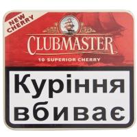 """Сигариллы Clubmaster Superior Cherry""""10"""