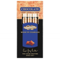 "Handelsgold Wood Tip-Cigarrillos Chocolate""5"