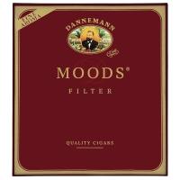 """Сигариллы Moods Filter""""10"""
