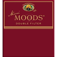 "Сигариллы Moods Mini Double Filter""10"