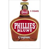 "Сигариллы Phillies Blunt Cognac""5"