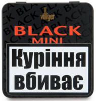 Сигары Villiger Mini Black Sumatra