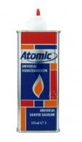 Бензин  Atomic, 125 мл 0143010