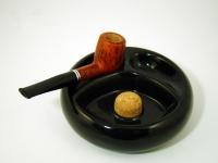 Пепельница для 2-х трубок 41202