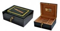 Хьюмидор для пятидесяти сигар Coney 0255200