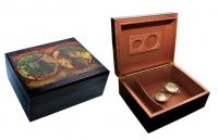Хьюмидор для пятидесяти сигар Coney 0255900
