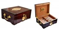 Хьюмидор для пятидесяти сигар Coney 0255300