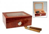Хьюмидор для двадцати пяти сигар Angelo 92027