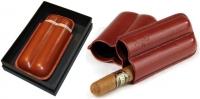 Футляр для двух сигар Angelo 812030