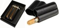 Футляр для двух сигар Angelo 81204