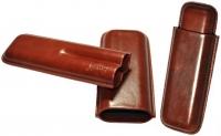 Футляр для двух сигар Angelo 81206