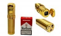 """Зажигалка настольная для сигар """"Гигант"""" Eurojet 25620"""