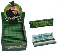 Сигаретная бумага Smoking KS Green
