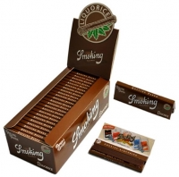 Сигаретная бумага Smoking №8 Liquorice