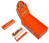 Сигаретная бумага Smoking №8 Orange