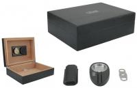 Хьюмидор для двенадцати сигар Colton 0257300 с набором