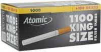 Гильзы для сигарет Atomic 0401600 (1100 шт)