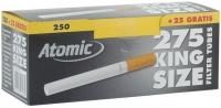 Гильзы для сигарет Atomic 0401500 (275 шт)