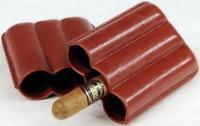 Футляр для трех сигар 81308