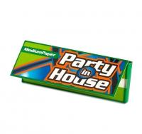 Бумага сигаретная Party in House Shorts Green