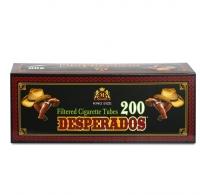 Гильзы для набивки сигарет Tubes DESPERADOS 200