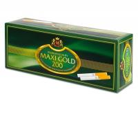 Гильзы для набивки сигарет Tubes MAXI GOLD 200