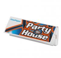 Бумага сигаретная Party in House Shorts White