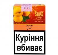 Фруктовая патока для кальяна Soex - Peach