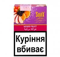 Фруктовая патока для кальяна Soex - Mix Fruit