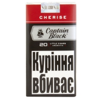 "Сигариллы Captain Black LC Cherise""20"