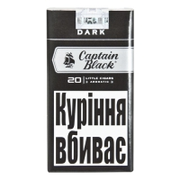 "Captain Black LC Dark""20"
