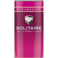 "Мини-сигары Solitaire LC Strawberry""20"